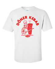 Döner Kebab Take Away Junk Food Doner T-Shirt
