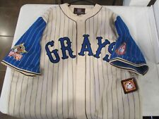 New Homestead Grays JH Design 5x Negro League Baseball Jersey W/ Tags