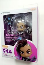 Nendoroid - Overwatch - #944 Sombra Classic Skin Edition Action Figure
