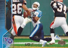 2004 Upper Deck UD Exclusive #193 Derrick Mason /50!