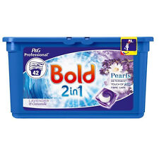 Bold 2 in 1 Washing Machine Liquidtabs - Lavender and Camomile - 42's