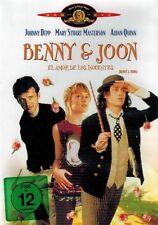 DVD NEU/OVP - Benny & Joon - Johnny Depp, Mary Stuart Masterson & Aidan Quinn