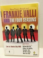 Very Best Of Frankie Valli & Four Seasons: Live In Atlantic City 1992 free Post