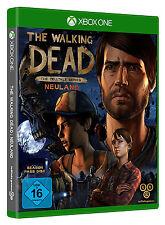 The Walking Dead The Telltale Series: inexploré Xbox One Neuf + Film Dans