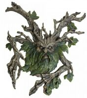 Green Man Wylde Jack Wall Mount Hanging Plaque 38cm High Wicca Pagan Nemesis Now