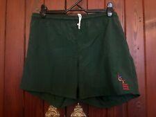 Vintage Green Hockey Shorts By Sprint Australia Size X-Large
