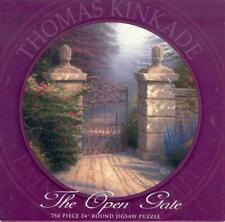 The Open Gate Ceaco Jigsaw puzzle by Thomas Kinkade