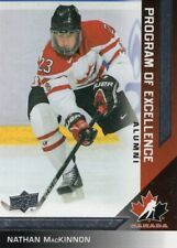 2013/14 Upper Deck Team Canada #SP1 - NATHAN MacKINNON (Program of Excellence)