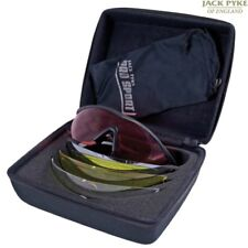 jack pyke Sport PRO GP Lunettes Shooting de protection airsoft chasse
