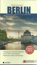 Reiseführer Stadtplan Berlin Stadtrundgänge Kneipen Bars m Metroplan 2019 Briefv