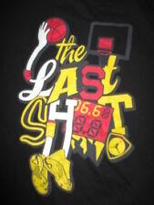 "Nike MICHAEL JORDAN ""The Last Shot 6.6 Seconds"" CHICAGO BULLS (LG) T-Shirt"