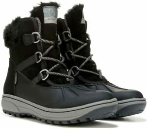 BareTraps Womens danula Almond Toe Ankle Cold Weather Boots