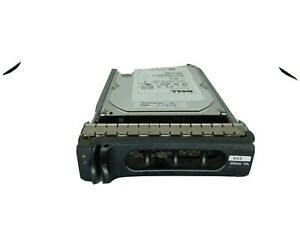 Dell PowerEdge 2950 2900 1900 1950 MD1000 300GB SAS Hard Drive with Tray H704F