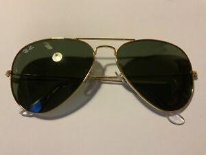 Ray-Ban Sonnenbrille Pilotenbrille 3025 AVIATOR GRADIENT