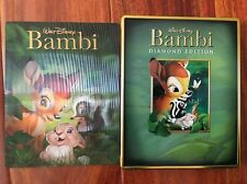 Bambi (Blu Ray Steelbook) Future Shop Exclusive
