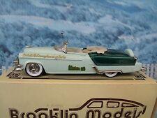 1/43 Brooklin models  1953 Oldsmobile Fiesta Modelex 1996 BRK39x  white metal