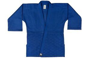 IKKEN Shoshin K-650 Heavyweight Single Weave Judo Gi | Premium Japanese Fit