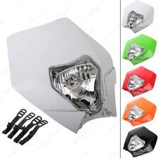 Motorcycle Front Light Headlamp For KTM Suzuki CRF 250 450 230 125 XR KLX 150