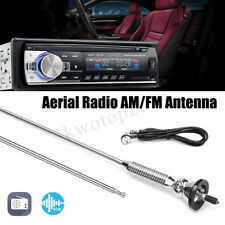 43'' Universal Car Roof Radio AM/FM Reception Booster Signal Antenna Mast Aerial