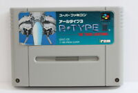 R Type III 3 SFC Nintendo Super Famicom SNES Japan Import US Seller I5938 B