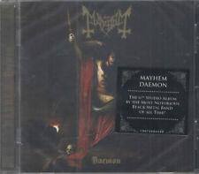Mayhem - Daemon CD - SEALED NEW COPY - 2019 Black Metal Album