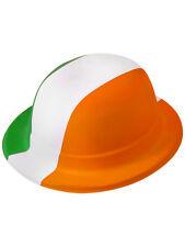 St Patricks Day Bowler Hat Ireland Irish Saint Paddys Eire Fancy Dress Accessory