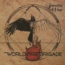 World Fire Brigade - Spreading My Wings - CD NEU