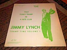 Jimmy Lynch -That Funky Tramp/Tramp Time(1961)Vintage Album Cover Art(No Lp)