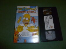 The Simpsons - Heaven And Hell (VHS, 1998, Animated)