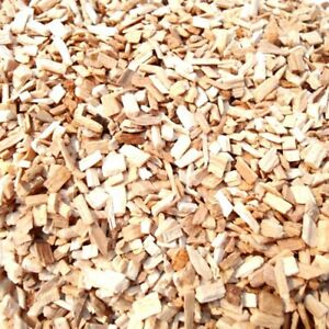 Coarse Beechwood Chippings Vivarium Substrate For Reptiles, Birds, Rodents
