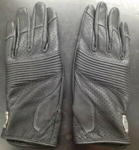 Women's Harley Davidson Full Finger Riding Gloves ~ Size Small