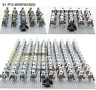 21 Pcs Star Wars Minifigures Clone Trooper Storm Trooper Captain Rex Storm Lego