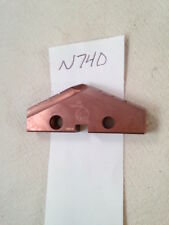 New listing 1 New 58 Mm Allied Spade Drill Insert Bit Amec. 134H-58 Usa Made. (N740)