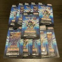 43 PACKS!!! YUGIOH TOON CHAOS FACTORY SEALED 1ST EDITION BOOSTER BOX