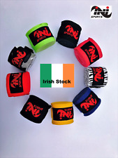 INI Hand Wraps Inner Boxing Bag Gloves Bandages Training wrist cotton straps MMA
