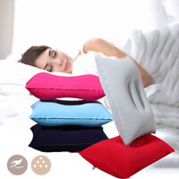 New Portable Ultralight Inflatable Air Pillow Cushion Camping Hiking
