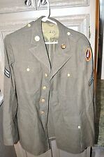 WWII  3rd AAF Army Air Force uniform USAAF WW2 named