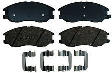 Disc Brake Pad Set-Ceramic Disc Brake Pad Front 14D1097CH fits 04-05 Kia Sedona