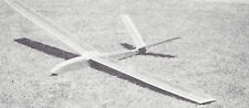 Vintage Giant Draggin Fly Sport Sailplane Plans, Templates and Instructions