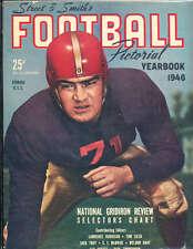 1946 Street Smith Football Yearbook Magazine