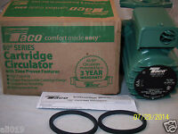 Taco 009-HBF5-J Pump Outdoor Wood Boiler Cast Iron w/ Bronze Central Boiler