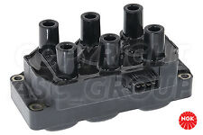 New NGK Ignition Coil For SAAB 900 2.5 Coupe 1994-95