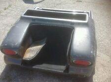 Custom sport rear body cowl golf cart no cracks, no lights