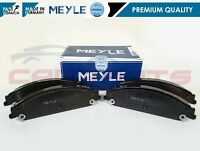 FOR CHRYSLER 300C 300 C 05-10  3.0 CRD 3.5i FRONT BRAKE PADS PAD MEYLE GERMANY