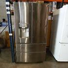 LG LMXS28626S 27.8CF French Door 4-Door Refrigerator WiFi Alexa Staineless Steel photo