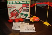Remco Mighty Mike Super Skyway Dual Truck Gift Set   Ideal,Hasbro,Marx,Mattel
