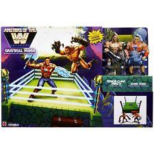 WWE MASTERS OF THE WWE UNIVERSE: GRAYSKULL MANIA BUNDLE! WALMART EXCLUSIVE! NEW!