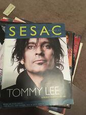 Sesac magazine Tommy Lee Motley Crue Spring 2012