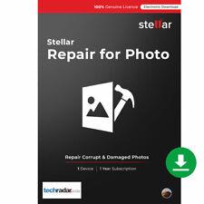Stellar Repair for Photo Software Mac Standard Repairs Corrupt Photos Download