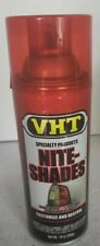 VHT NITE SHADES Tail Light Tint RED translucent Spray Paint Customize/restore